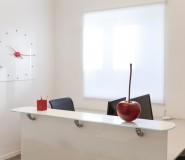 orologio - sedie - banconi