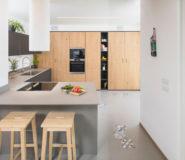 cucina moderna marchio mittel progettata da pizzedaz